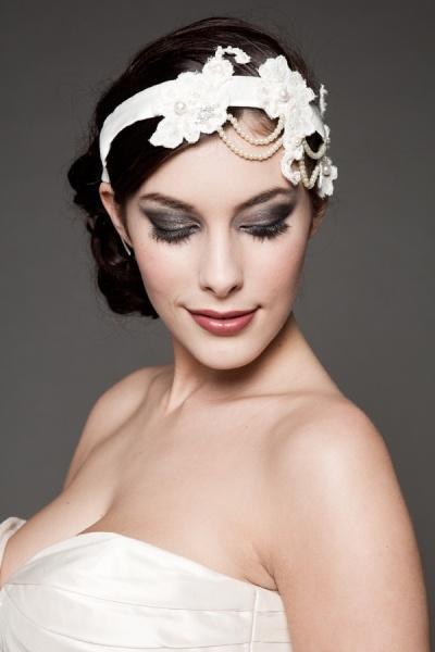 Wedding Hairstyles - Accessories #2028439 - Weddbook