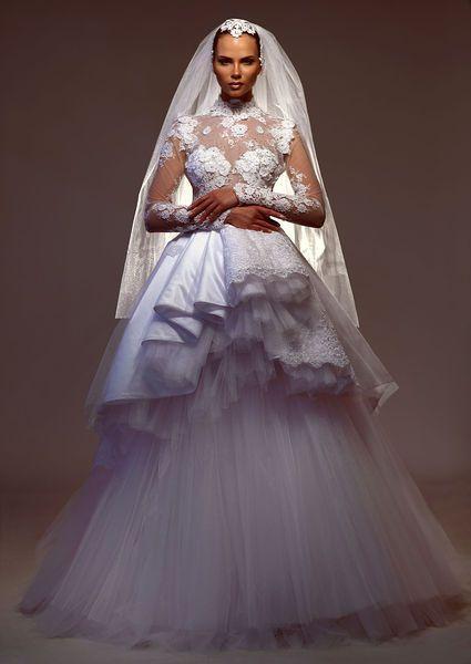 Свадьба - Ибрагим Эль-Шариф Свадебное Платье