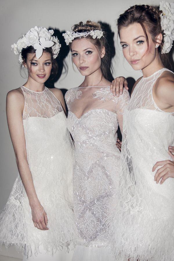 Hochzeit - Eli Saab Perfektion
