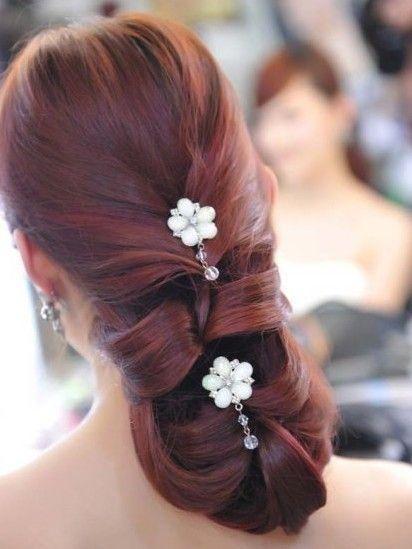 Свадьба - Прическа Невесты
