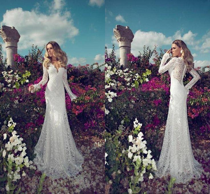 Mariage - Robe de mariée 2014 New White / ivoire Taille personnalisée 2-4-6-8-10-12-14-16-18-20-22