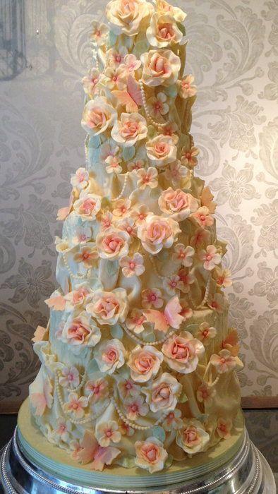 Свадьба - Свадебный Торт