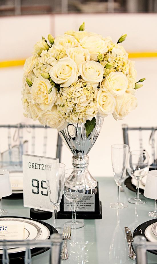 Wedding - Hockey Wedding