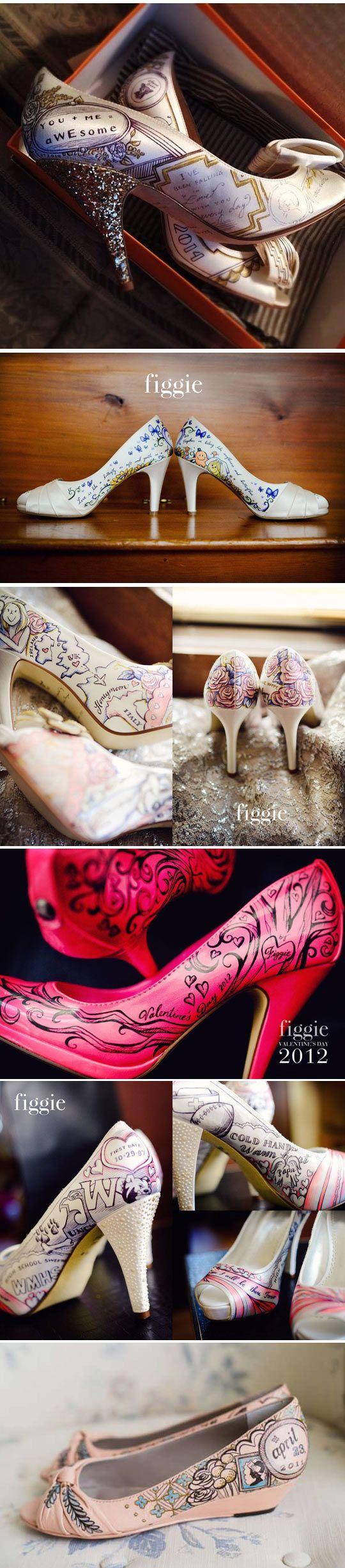 Hochzeit - Brautschuhe