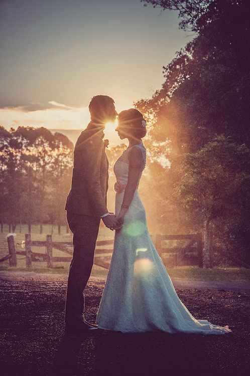 Wedding - Know The Time Of The Sunset On The Day Of Your Wedding!