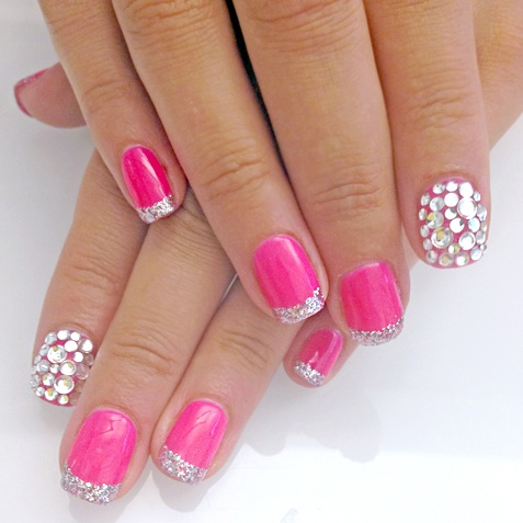 Wedding Nail Designs Pretty 2057275 Weddbook