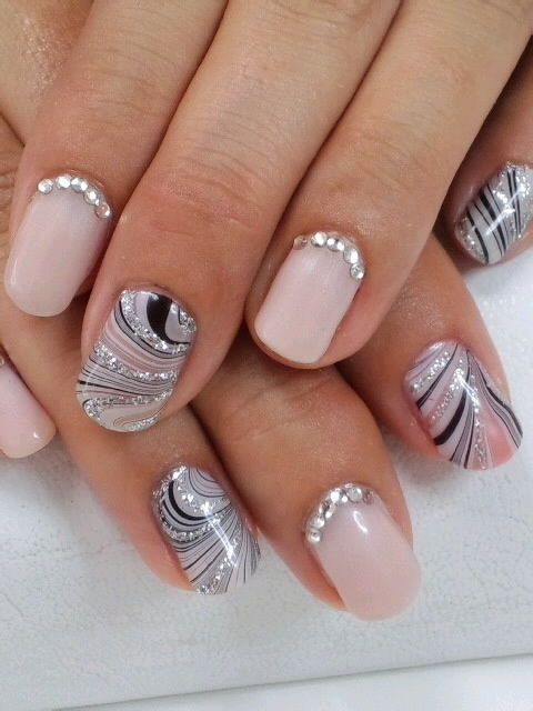 Bridal Nail - Wedding Nail Designs - Bridal Nail #2057310 - Weddbook