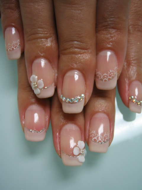 Mariage - Nail nuptiale
