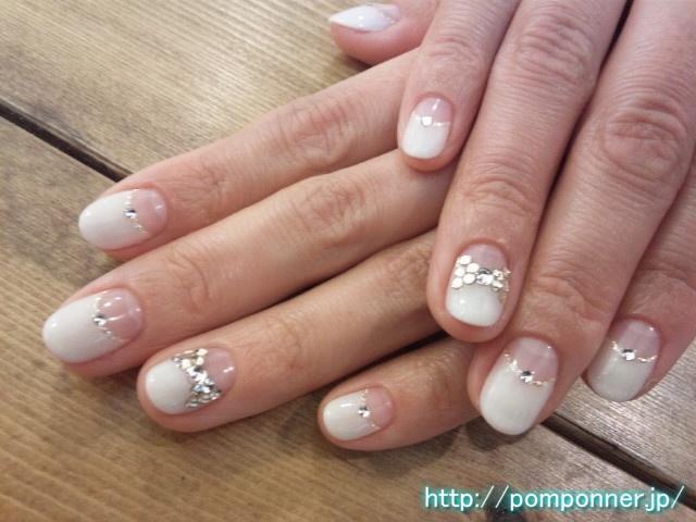 Wedding Nail Designs Bridal Nail 2065133 Weddbook