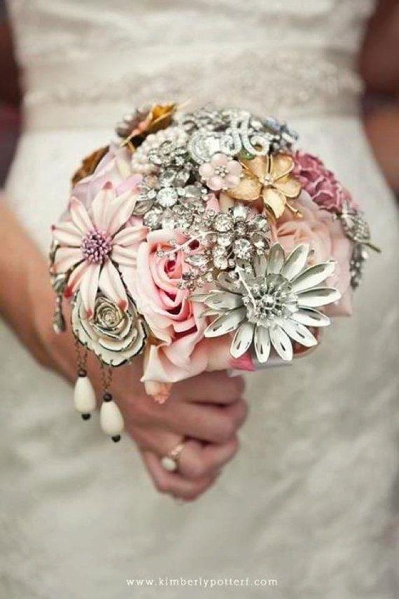 Brooch Bouquets - Brooch Bouquet #2065974 - Weddbook