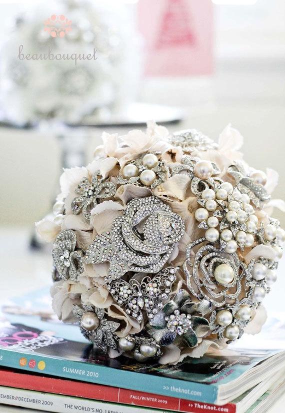 Hochzeit - Hochzeits-Blumen-Bouquet