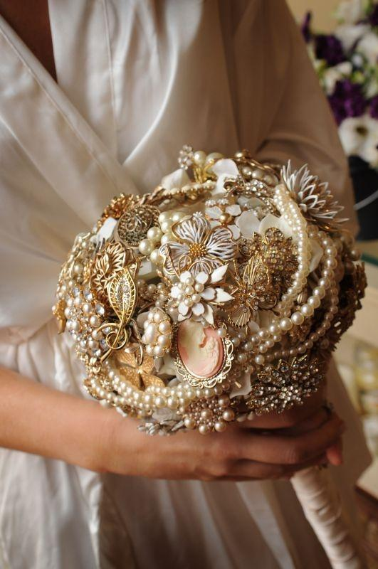 Brooch Bouquets - Brooch Bouquet #2065986 - Weddbook