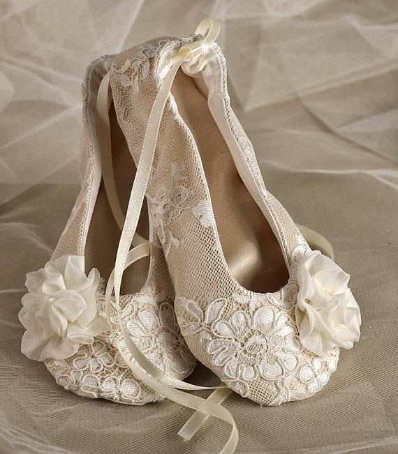 Satin Flower Girl Shoes Baby Toddle Ballet Flats For