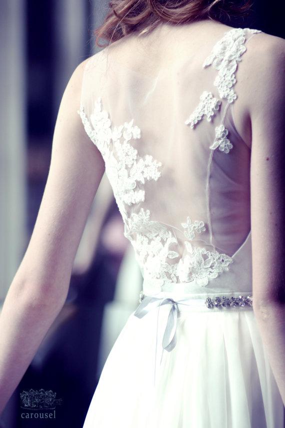 زفاف - Little wedding dress // Noemi - New