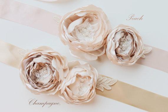 Whimsical wedding silk flowers belt 2229554 weddbook silk flowers belt mightylinksfo