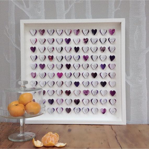 Wedding - Wedding Guest Book Framed Wall Art