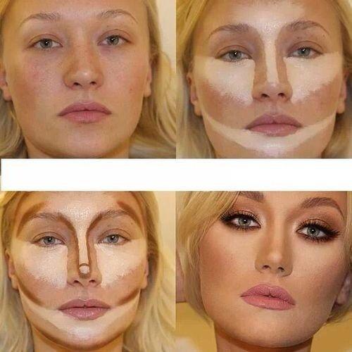 beauty - Como Maquillarse Paso A Paso