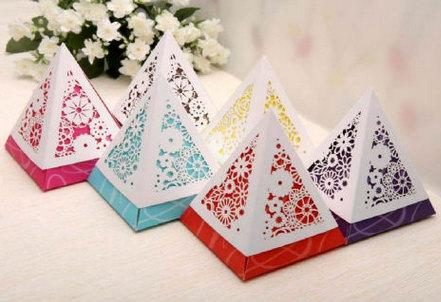 wedding favor box bridal shower favor baby shower gift party gift pack of 50 new