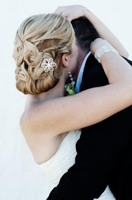 Свадьба - 50 Elegant Wedding Updos For Long Hair And Short Hair
