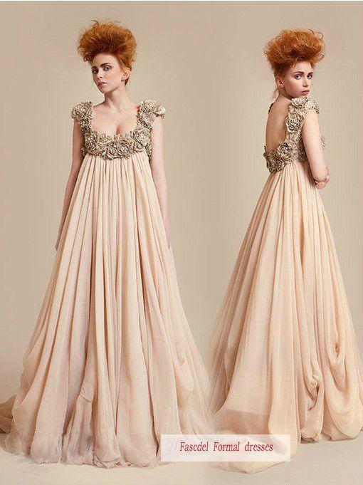 2014 New Pregnant Woman Prom Evening Party Dress Wedding Dress ...