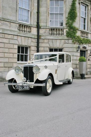Wedding - Vintage Wedding Cars Lincoln