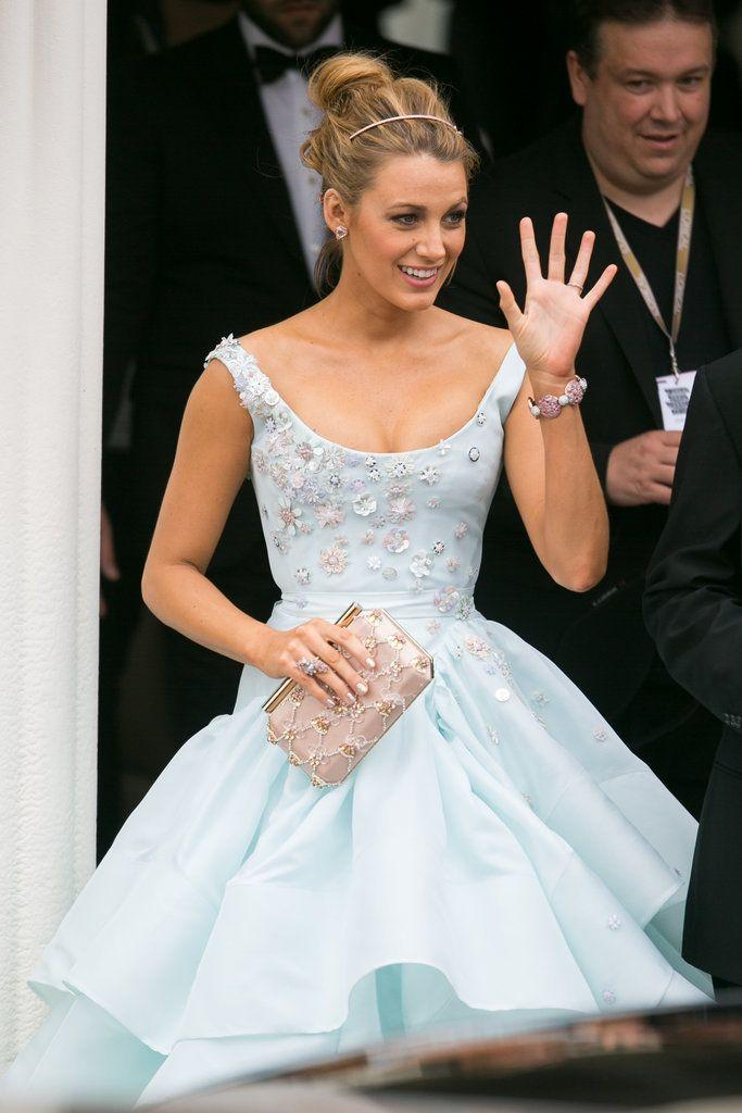 Blake Lively\'s Fairy-Tale Gown Will Straight Up Take Your Breath ...