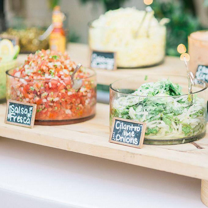 Food favor food bar ideas for your wedding 2527347 for Food bar t zone