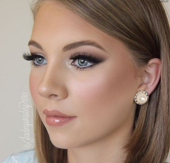 Mariage - Wedding Inspiration – Top Bridal Makeup Looks