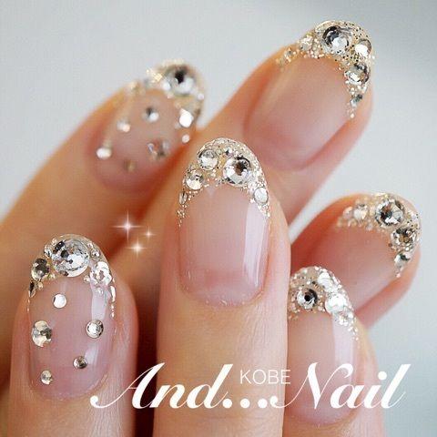 Nail Beautiful French Nail Designs 2532644 Weddbook