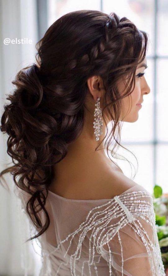 Hair wedding hairstyle inspiration 2533472 weddbook wedding hairstyle inspiration junglespirit Images