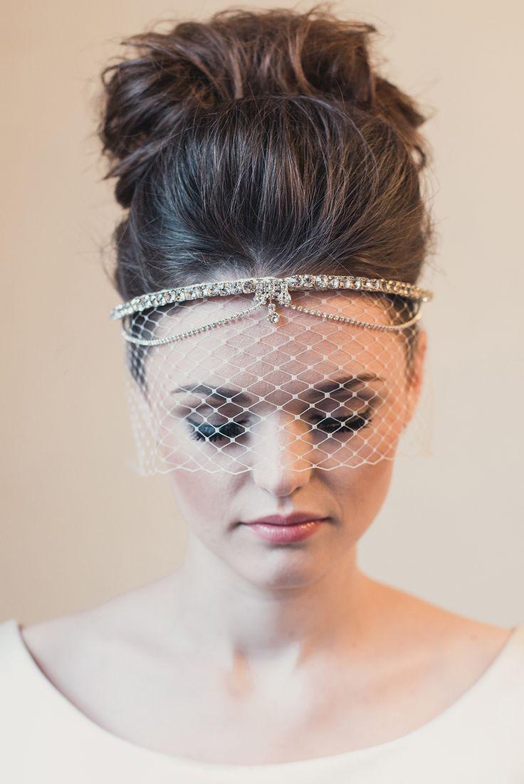 زفاف - Klaire Van Elton Bridal Adornments ~ Vintage Inspired Accessories With A Contemporary Twist