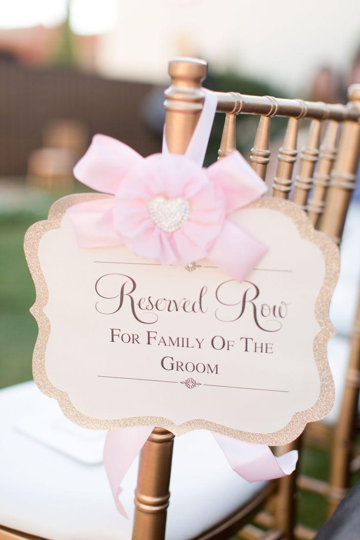 Wedding - Romantic Pink Rose Wedding