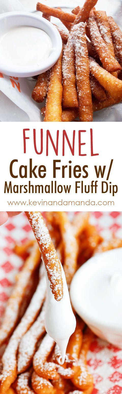 Свадьба - Funnel Cake Fries