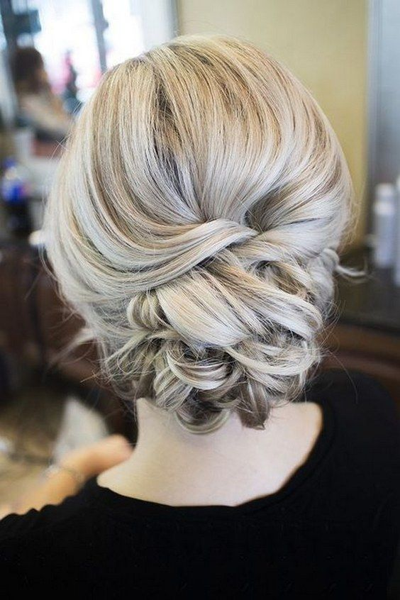 100 Most Pinned Beautiful Wedding Updos Like No Other 2541366