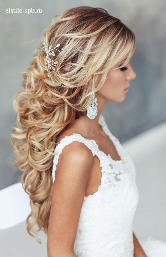36 Stunning Half Up Half Down Wedding Hairstyles 2541485 Weddbook