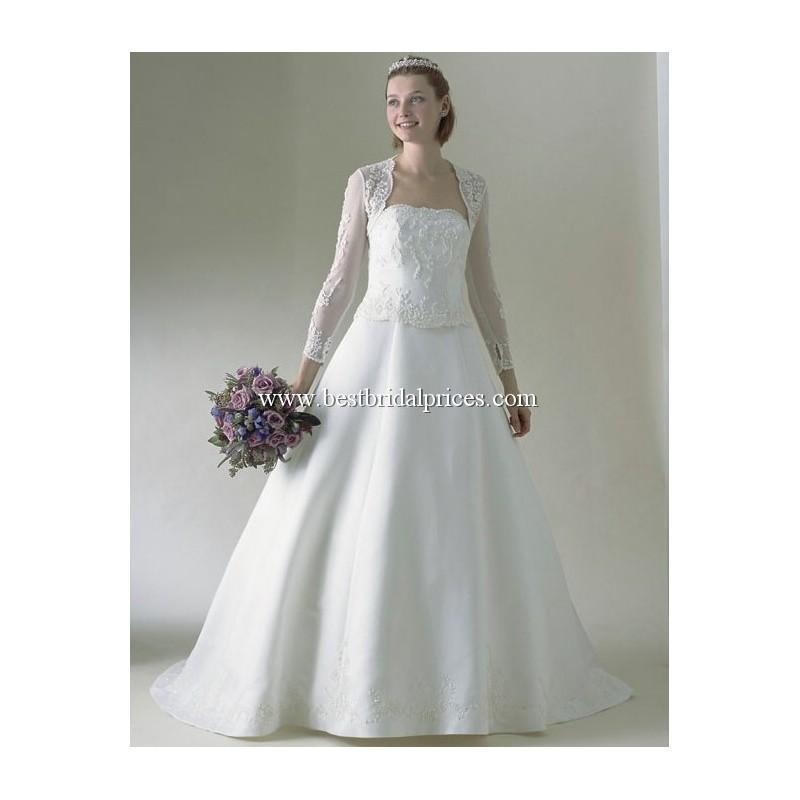 Wedding - Casablanca Wedding Dresses - Style 1591 - Formal Day Dresses