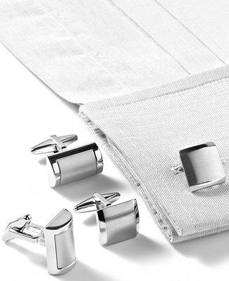 Свадьба - Kenneth Cole Kenneth Cole Reaction Brushed Cufflinks