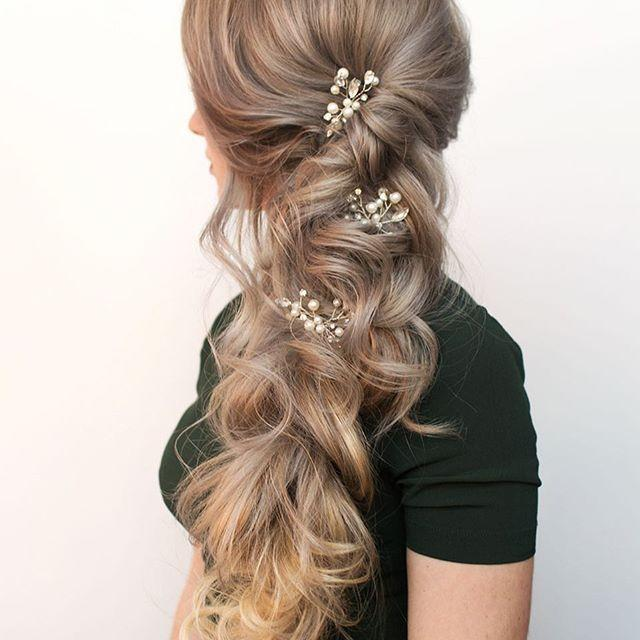 Wedding - Lovely Hairstyle