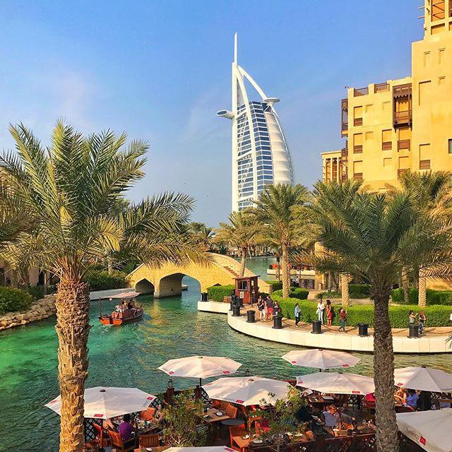 زفاف - Dubai Honeymoon