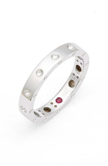 Свадьба - Ruby Band Ring