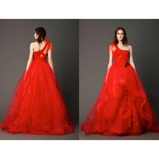 Wedding - Red Dress