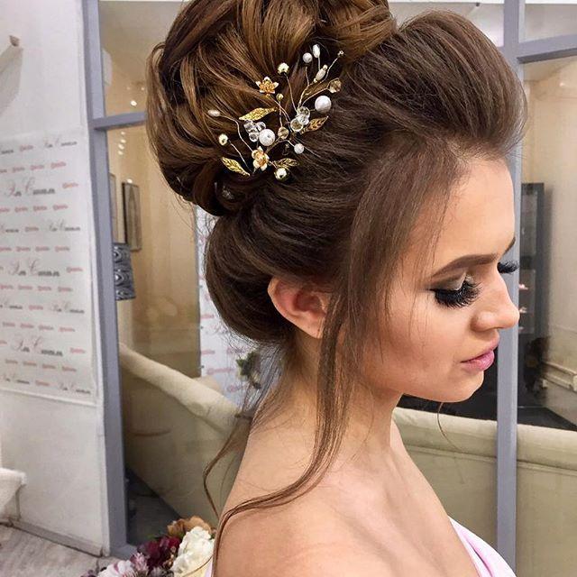 زفاف - Gorgeous bun