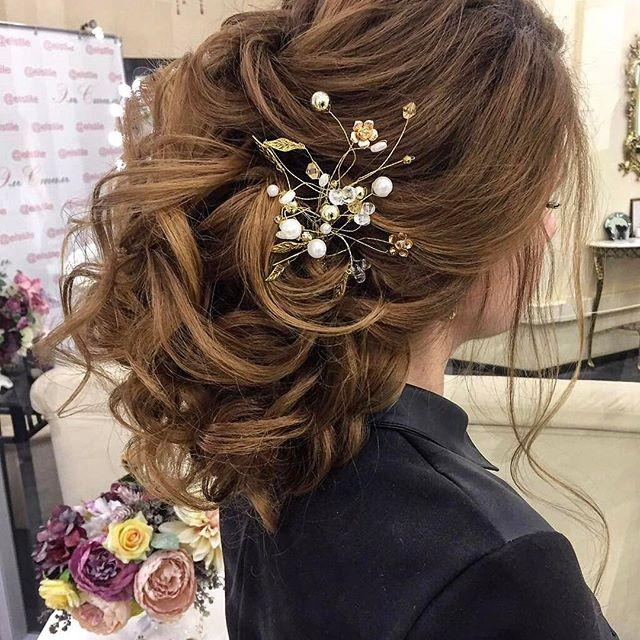 Свадьба - Curly Hairs