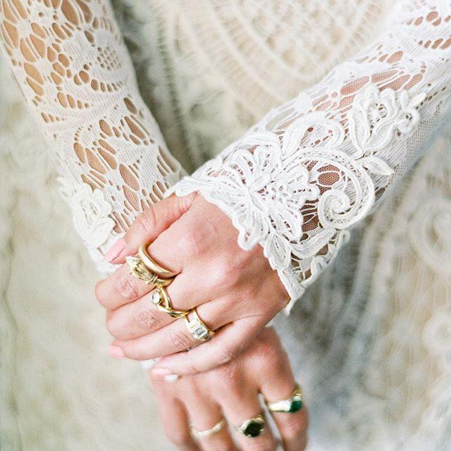 Wedding - Net Embroidered Dress