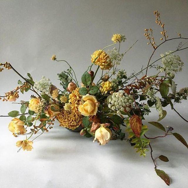 Hochzeit - Yellow Flowers