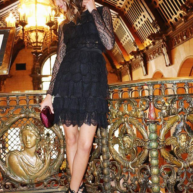Wedding - Stylish Black Dress