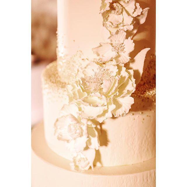 Wedding - Floral Cake