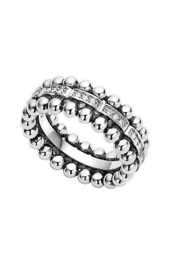 Mariage - LAGOS Caviar Spark Diamond Band Ring