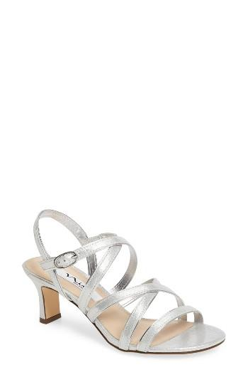 Свадьба - Nina Genaya Strappy Evening Sandal