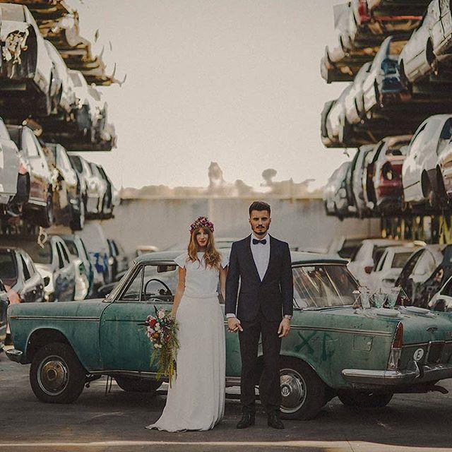 Boda - Green Wedding Shoes / Jen